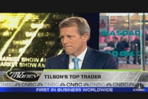 Tilson's Top Trades