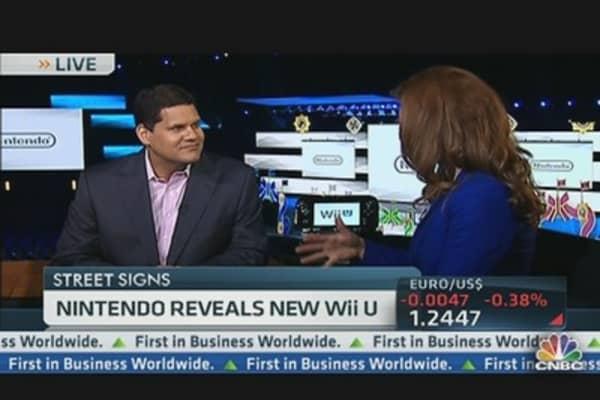 Nintendo's Fils-Aime: Driving Consumer Engagement