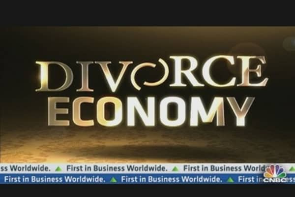 Divorce: Breaking Up Assets