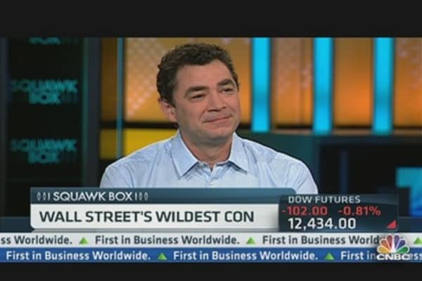 Wall Street's Wildest Con