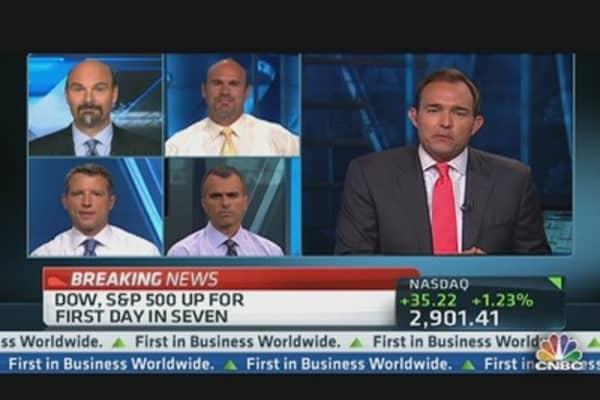 Trading JPMorgan Earnings