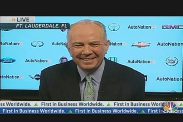 AutoNation CEO on Q2 Earnings Beat