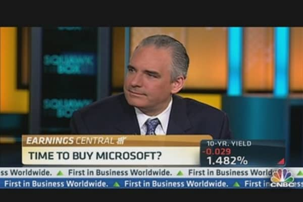 Is it Time to Buy Microsoft?