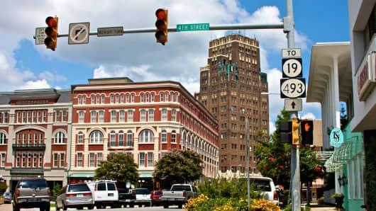 4th Street, Meridian, Mississippi