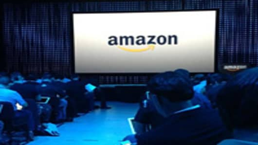 Inside the Amazon press conference.