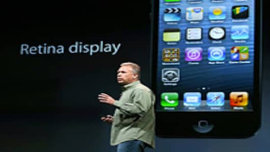 Apple's iPhone 5 Retina Display