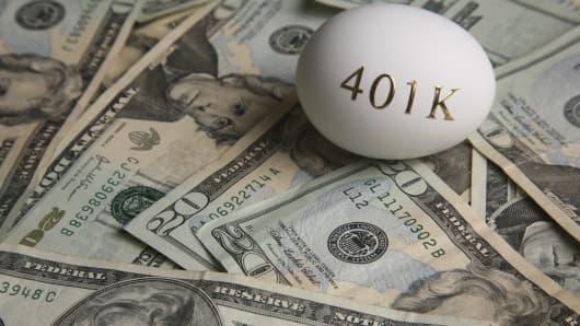 401(k) IRA Retirement