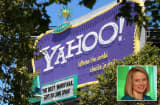 CEO: Marissa MayerCompany value: &nbsp;$18.895 billionMarissa Mayer made  earlier this year when she jumped from Google to become president and CEO of Yahoo! at age 37, making her the youngest CEO of a Fortune 500 company. She announced that she was pregnant on the same day the news of her hire was announced &mdash; another first for theFortune 500. Mayer is the Internet corporation&rsquo;s fourth CEO since 2007.