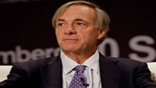 Raymond 'Ray' Dalio, president and founder of Bridgewater Associates LP