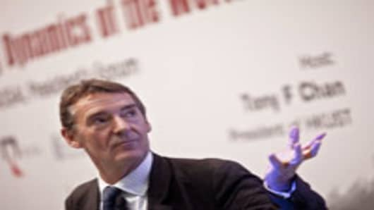 Jim O'Neill, chairman of Goldman Sachs Asset Management