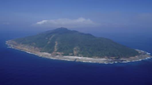 Senkaku Island, Japan
