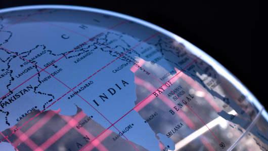 Global market - India