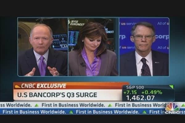 US Bancorp's Q3 Surge