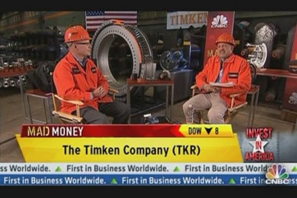Timken CEO: We Think of China As An Opportunity