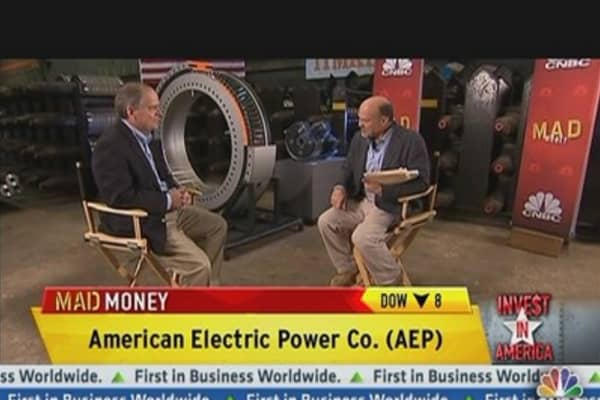 American Electric Power CEO: Nat Going Consumption Rising