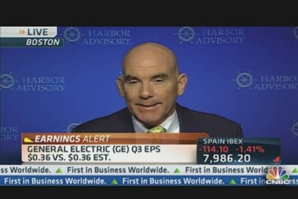 GE Q3 Earnings: Double-Digit Growth on Track