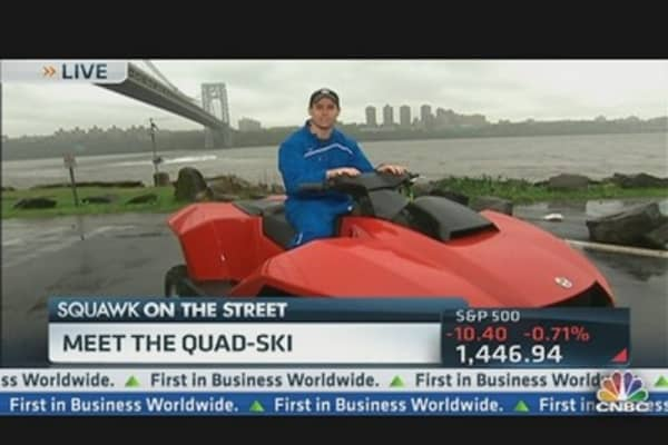 Quadski: Coolest Product Ever?