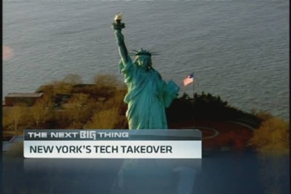 New York's Tech Takeover