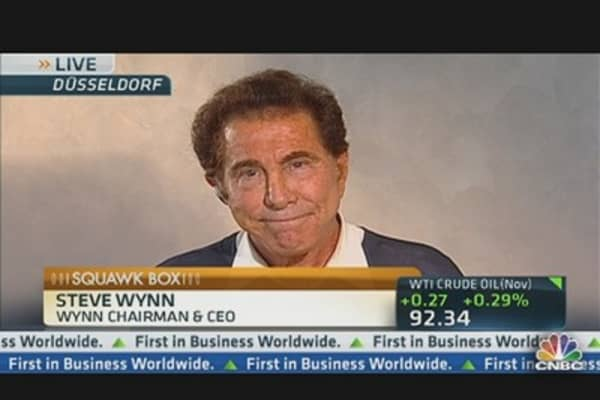 Wynn: What it Takes to Build a Business