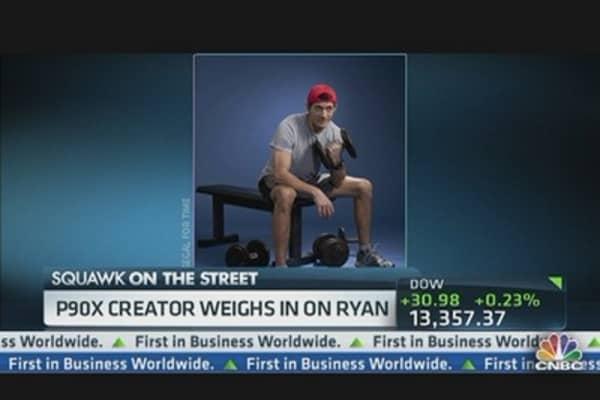 Man Responsible for Ryan's Biceps