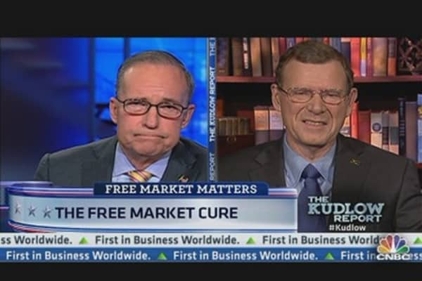 The Free Market Cure