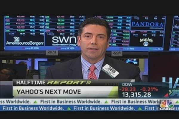 Trading Yahoo Ahead of Q3 Earnings: Pros