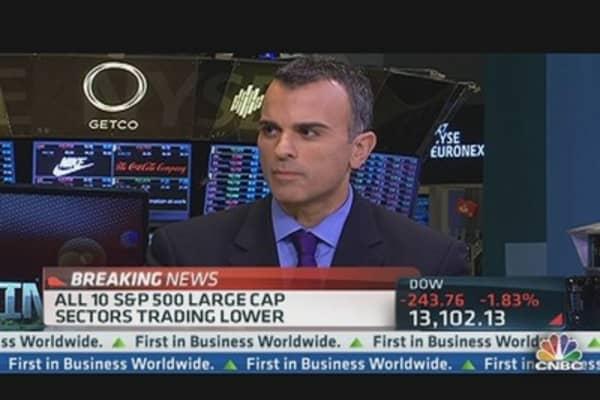 'More Selling Pressure' Ahead for Stocks: Terranova