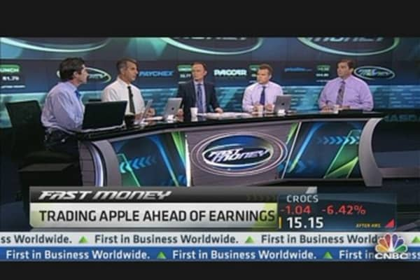Apple Stock Heading to $580: Tim Seymour
