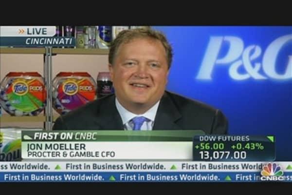 Procter & Gamble Reports Q1 Earnings Beat
