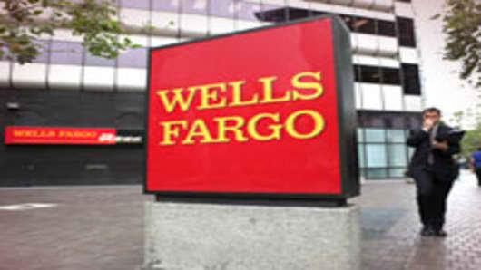 Wells Fargo Shares Drop as Revenue Comes in Light