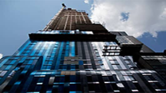 One57, a luxury apartment building, in New York.