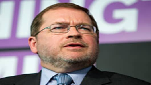 Grover Norquist, president of Americans for Tax Reform (ATR).