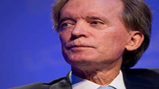 Bill Gross, co-chief investment officer of Pacific Investment Management Co.
