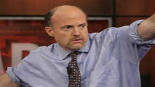 Jim Cramer: What Just Happened at Citi?