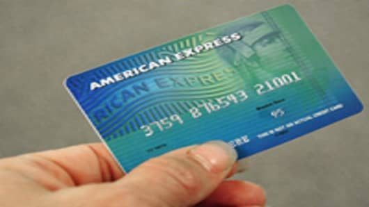 AmEx Earnings Hits Target, but Revenue Is a Slight Miss