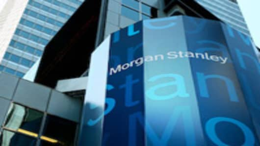 Morgan Stanley Earnings Drop, but Beat Expectations
