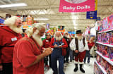 "Will Toys 'R Us' plan to ""pay it forward"" when ""layaway Santas"" pay off layaway balances have Santas lining up in the aisles? Only time will tell."