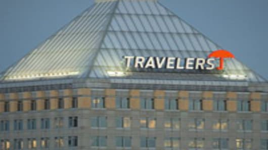 Travelers Posts Record Operating Profit