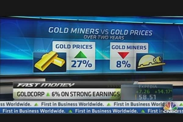 What Goldcorp's CEO Says About the Gold Standard