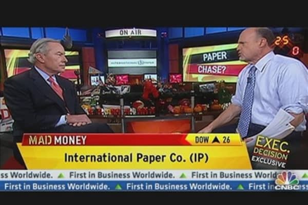 International Paper CEO on Global Projects