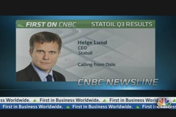 Statoil CEO: We Maintain Our Guidance for 2012