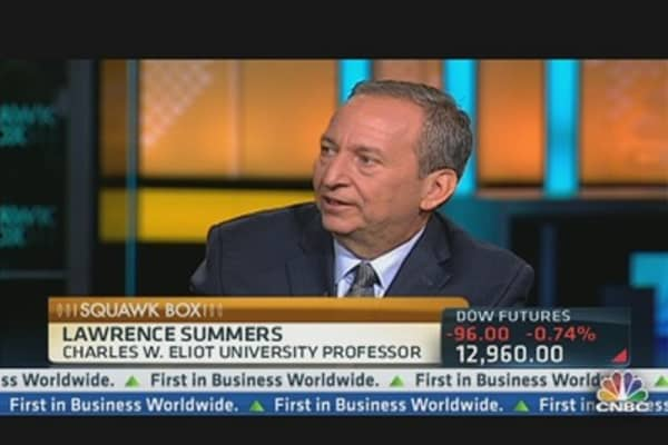 The 'Silver Lining' in Soft Earnings: Summers