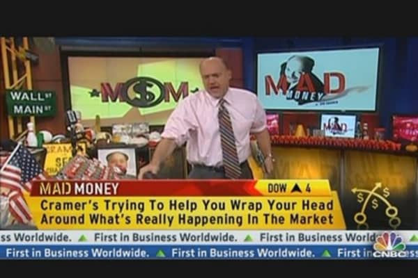 Cramer's Gameplan for Next Week