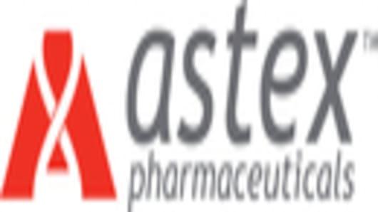 Astex Pharmaceuticals, Inc. logo