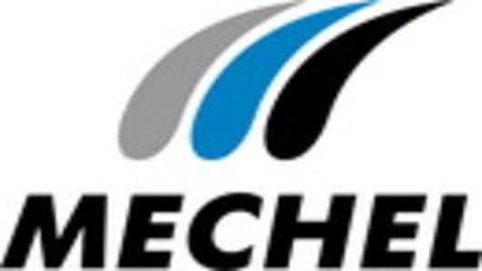 Mechel OAO Logo