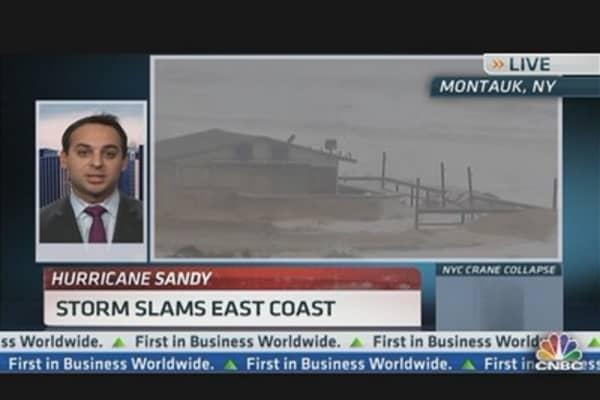 Brian Stutland's Favorite Hurricane Sandy Play
