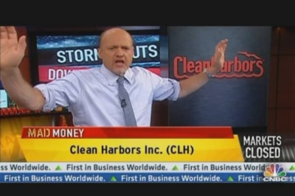 Clean Harbor CEO: Hurricane Sandy & Safety-Kleen Buy