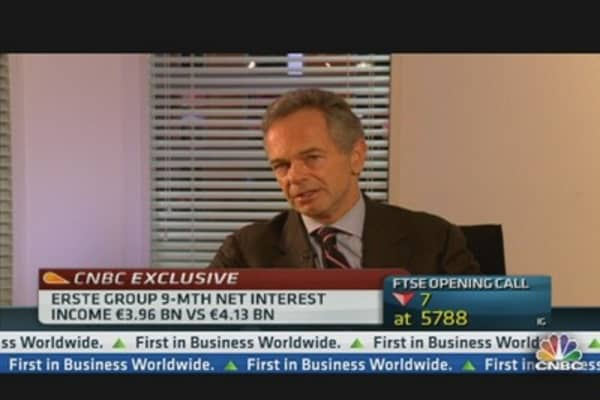 Erste Bank CEO: Central and Eastern Europe 'More Attractive'