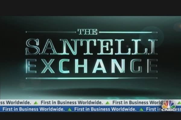Santelli: Corzine Unpopular Among Futures Traders