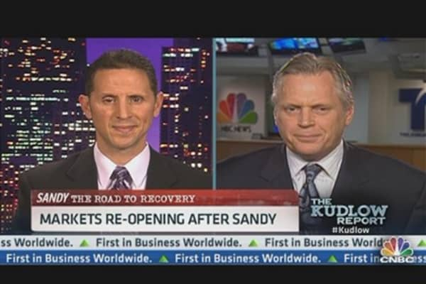 Kudlow: Playing Stocks After Hurricane & Before Election